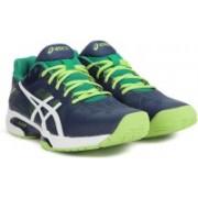 Asics GEL-SOLUTION SPEED 3 Tennis Shoe For Men(Blue)