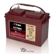 Batería para barredora 12V 105Ah Trojan 27TMX