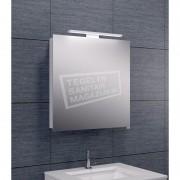 Wiesbaden Grande Luxe Spiegelkast met LED Verlichting (60x60x14 cm)