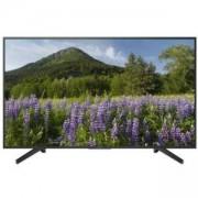 Телевизор Sony KD-55XF7096 55' 4K HDR TV BRAVIA, Edge LED with Frame dimming, Processor 4K X-Reality PRO, Dynamic Contrast Enhancer, KD55XF7096BA