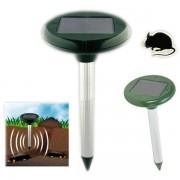 Dispozitiv solar electronic împotriva rozătoarelor subterane (cârtițe, câine orb și șopârle) 800 mp