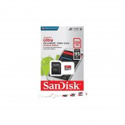 Tarjeta De Memoria Con Adaptador SanDisk Ultra 256GB 95 MB/s (sdsquam-256g)