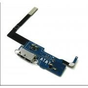 Flex com conector Micro USB 3.0 e microfone para Samsung galaxy Note 3 LTE N9005