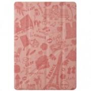 Ozaki O!Coat Travel - Ovitek za iPad Air - Pink (Paris)