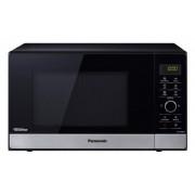 Cuptor cu microunde Panasonic NN-GD38HSSUG, 23 l, 1000 W, Digital, Grill (Negru)