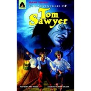 The Adventures of Tom Sawyer: The Graphic Novel, Paperback