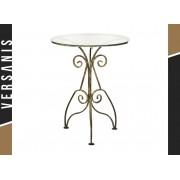 Kapelańczyk Szklany stolik kawowy Retro duży - Kapelańczyk