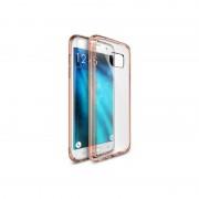 Husa Protectie Spate Ringke FUSION ROSE GOLD pentru Samsung Galaxy S7 Edge
