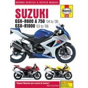 Haynes Suzuki GSX-R600 / 750 (04-05) GSX-R1000 (03-08) 4382