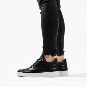 Sneakerși pentru femei Filling Pieces Low Top Ripple Lane Nappa Black 25121721861PFH
