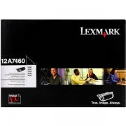 Lexmark 12A7460 toner negro