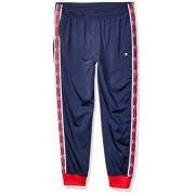 Champion Life Pantalón de chándal para Hombre, Imperial Indigo/Scarlet, Small