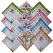 Ladies Handkerchief (Set of 12 Pcs.) by 7star