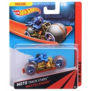 Wastelander cu motociclist - Hot Wheels