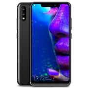 "Smartphone Allview Soul X5, Procesor Octa-core, 2GHz/1.5GHz, IPS LCD Capacitive touchscreen 5.86"", 4GB RAM, 32GB FLASH, Camera Duala 16MP + 5MP, Wi-Fi, 4G, Dual Sim, Android (Negru) + Cartela SIM Orange PrePay, 6 euro credit, 6 GB internet 4G, 2,000 minut"