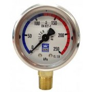 Pressure Gauge Oil Filled (for pool sand filter) - Filter Spare Part