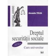 Dreptul securitatii sociale. Editia a II-a