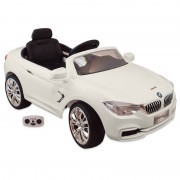 Masina Electrica Copii BMW UR Z669R White Baby Mix
