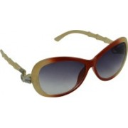 Rockford Over-sized Sunglasses(Grey)