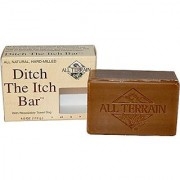 All Terrain Ditch The Itch Bar Soap with Tea Tree Leaf Oil and Oat Extract 4.0 oz. (112 g) (Pack of 2)