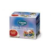 > Viropa Mirtillo/rosa Can15bust