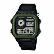 reloj combinado a tiempo mundial Casio AE-1200WHB-1BV