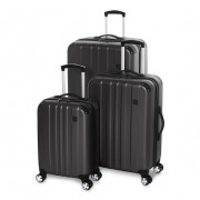 Eminent Move Air Clearance Set of 3 Suitcases - Matt Carbon