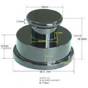 Stabilizzatore di bloccaggio disco