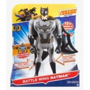 Batman Justice League Figurina cu Aripi, Lumini si Sunete DXX17
