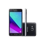 Smartphone Samsung Galaxy J2 Prime TV Dual Chip Android Tela 5 8GB 4G Câmera 8MP - Preto