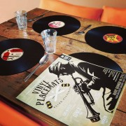 MikaMax Vinyl Placemats 4st
