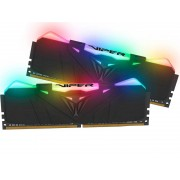 Модуль памяти Patriot Memory PVR416G413C9K RGB DDR4 DIMM 4133MHz PC4-33000 CL19 - 16Gb KIT (2x8Gb)