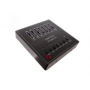 DMX512 fali vezérlő X-Fade-6 II