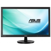 "Monitor LED ASUS 23.6"", Wide, Full HD, DVI, HDMI, VS247HR, Negru"