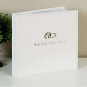 Album de nunta cu inele verighete