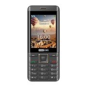 """MAXCOM Telemovel Maxcom Classic MM236 2,8"""" Dual SIM 2G Preto/Dourado"""