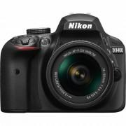 Nikon D3400 AF-P 18-55 non VR KIT DX DSLR Digitalni fotoaparat s objektivom 18-55mm f/3.5-5.6 zoom lens VBA490K002 VBA490K002