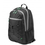 "HP Active Backpack Black Раница за Преносим Компютър 15.6"""
