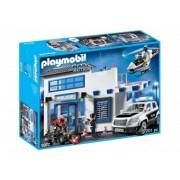 PlayMobil 4Ani+ Sectie de politie