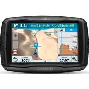 Garmin zumo 595LM Europa navigationssystem en storlek Svart