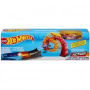 Hot Wheels Klasszikus trükköző játékszet - Flame jumper