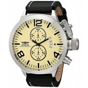 Invicta Watches Invicta Men's 3449 Corduba Collection Oversized Chronograph Watch WhiteBlack