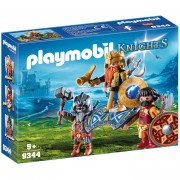 Playmobil knights re guerriero