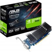 Tarjeta de Video GT 1030 2GB ASUS Nvidia DDR5 GT1030-2G-CSM