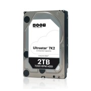 HGST (WESTERN DIGITAL) HUS722T2TALA604 3.5in 2000GB 128MB 7200RPM SATA 512N