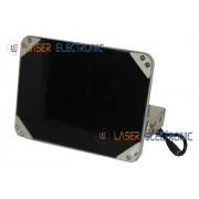 FARETTO ILLUMINATORE A LED INVISIBILI 940NM SE12-45-C-IR-9 12VDC 45MT