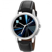 Jack Klein Round Dial Multi Silicone Strap Quartz Watch For Unisex
