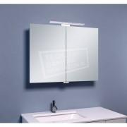 Schulz Large Luxe Spiegelkast met LED Verlichting (80x60x14 cm)