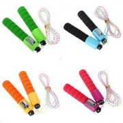JUMP ROPES - SKIPPING ROPES WITH AUTO-COUNTERS