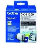 Brother DK11209 - Brother QL 500/550 Adressetiketter 800 st 62x29 mm